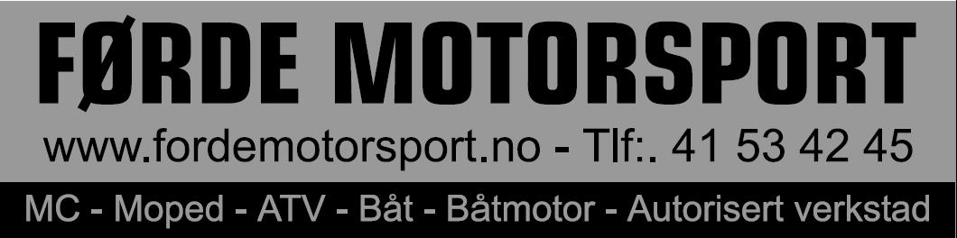 Førde Motorsport AS