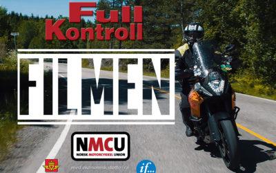 NMCUs «Fullkontroll» bok nå på film!