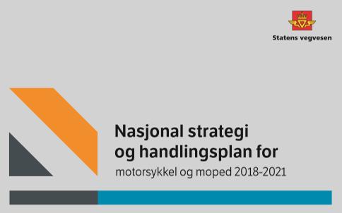 Nasjonal strategi og handlingsplan for motorsykkel og moped 2018-2021