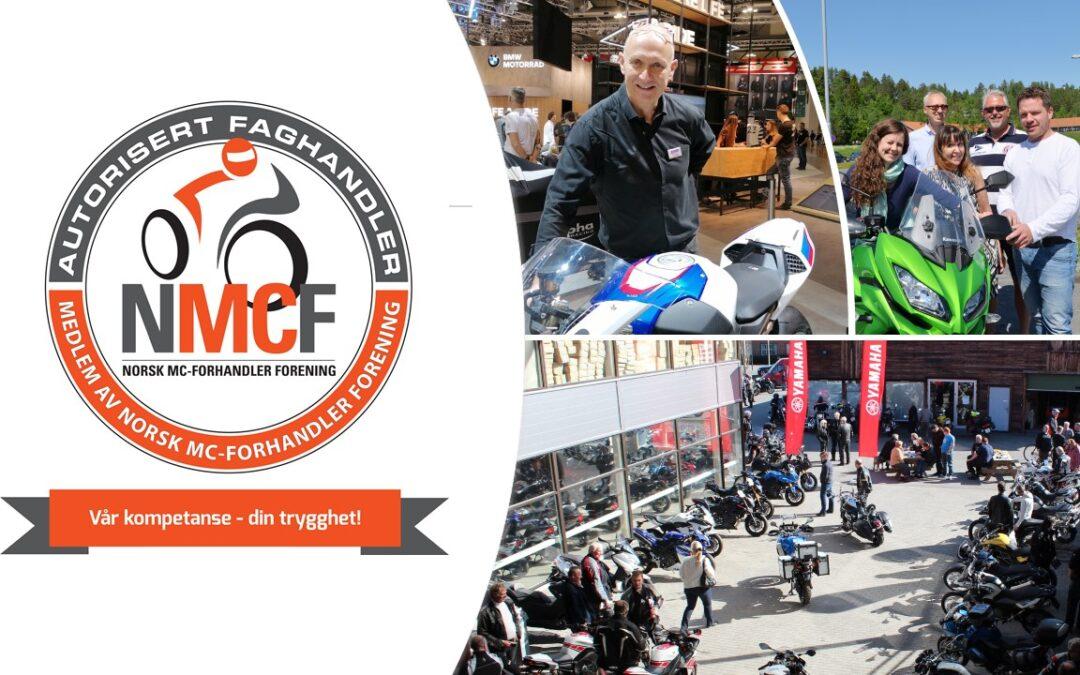NMCF med stø kurs i sitt femte år som forhandlerforening